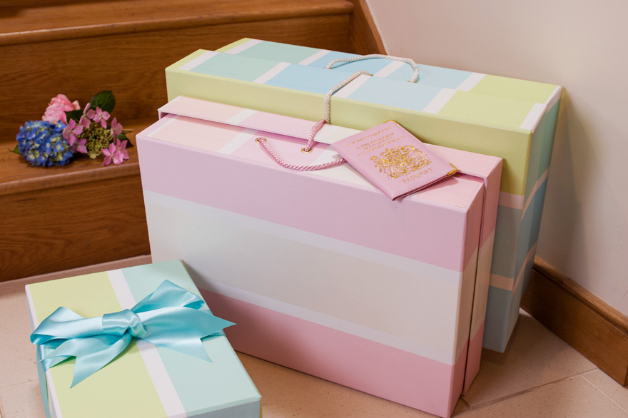 The Empty Box Company - Wedding Dress Travel and Storage Boxes | Confetti.co.uk