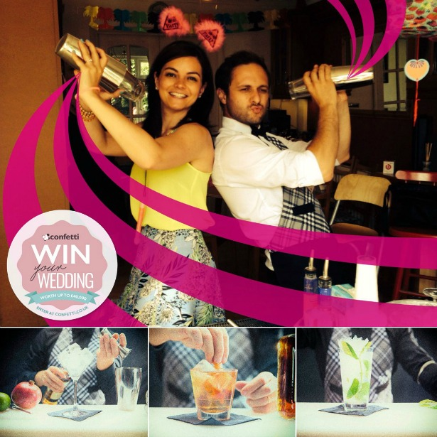 Win your wedding with Mambo Mobile Bars   Confetti.co.uk