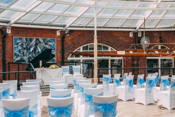Weddings at No Mans Fort | Confetti.co.uk