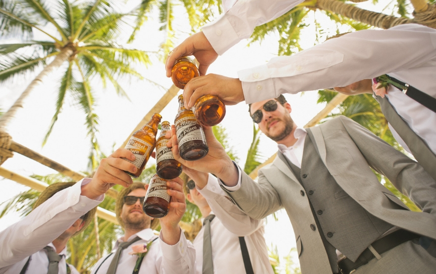 Wedding traditions and superstitions: Groomsmen
