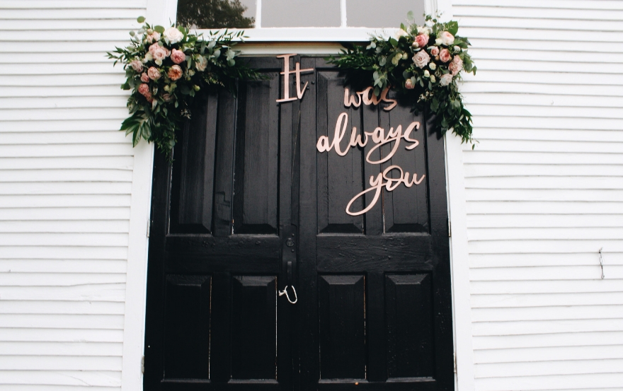 Wedding traditions and superstitions: Lifted over the threshold
