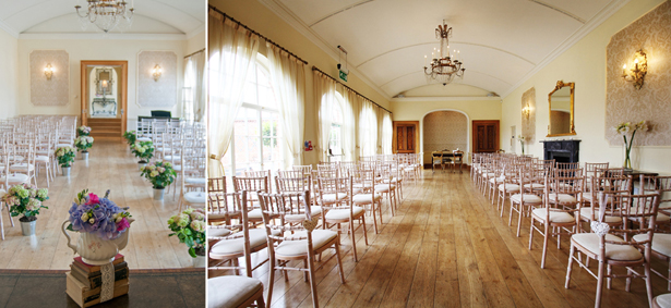 Alrewas Hayes Exclusive Wedding | Confetti.co.uk