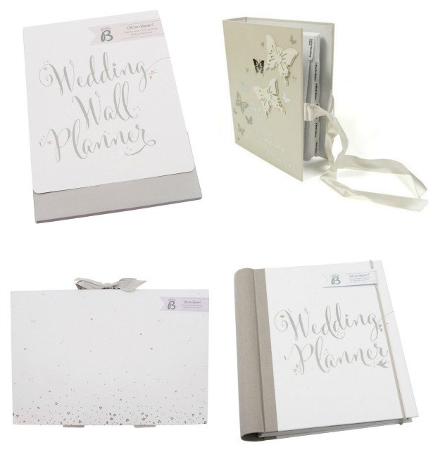 Wedding planner organiser files and accessories | Confetti.co.uk