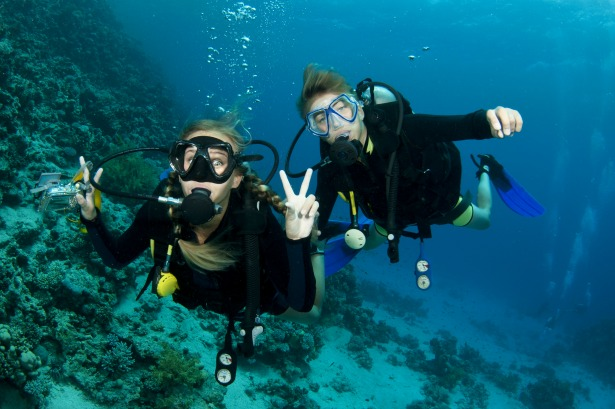 Scuba diving Honeymoon in Thailand by Tinggly | Confetti.co.uk