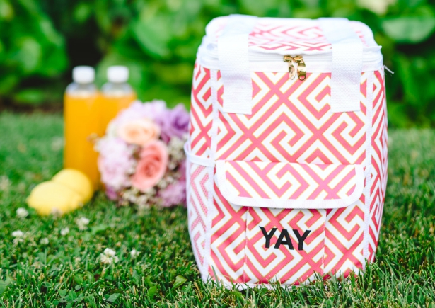 A Chic Cooler Bag | Confetti.co.uk