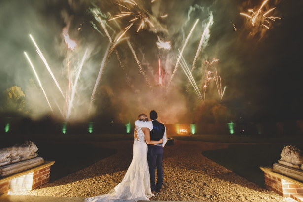 Chris and Megan's Fairy Tale and Fireworks Wedding | Confetti.co.uk