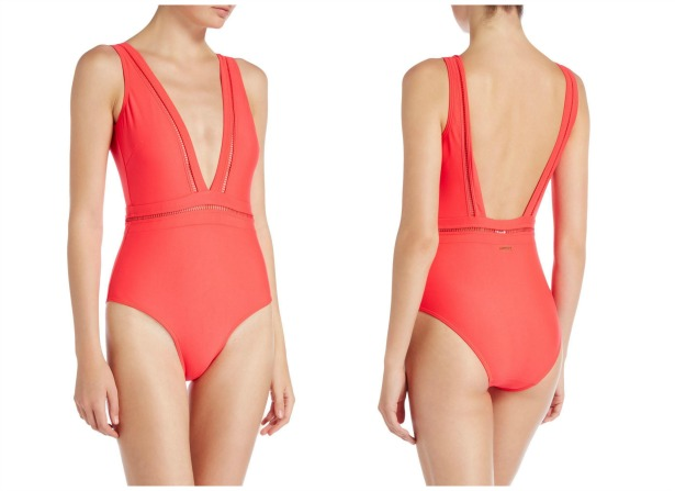 Pointell swimsuit by Ted Baker | Confetti.co.uk