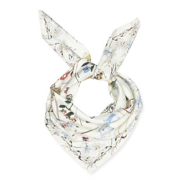 Mother's Day Laura Ashley gardeners scarf | Confetti.co.uk