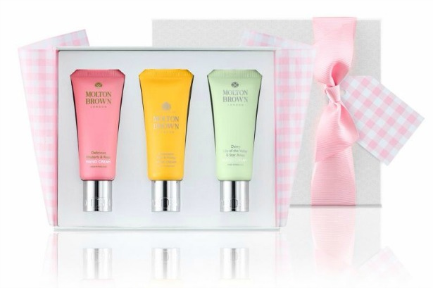 Mother's Day Molton Brown spring trio hand creams | Confetti.co.uk