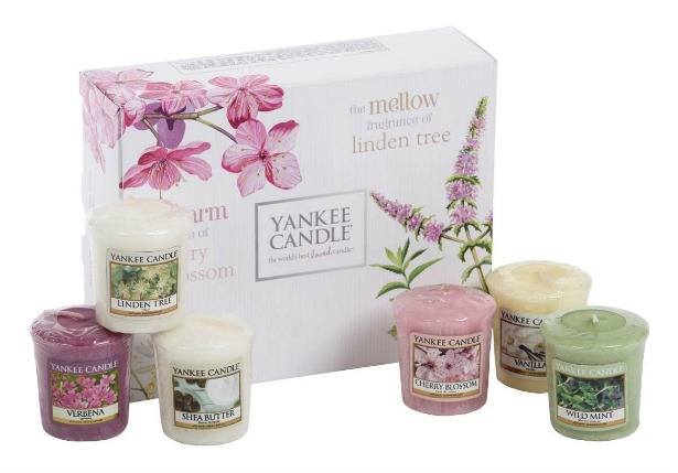 Mother's Day Yankee candle gift set | Confetti.co.uk