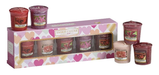 Mother's Day Yankee candle votive set spring | Confetti.co.uk