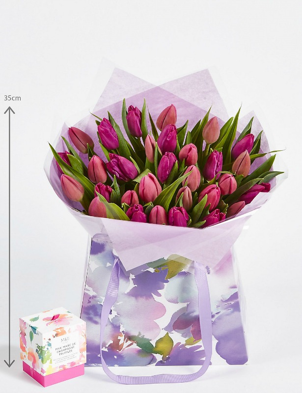 Mother's Day Marks and Spencer flowers and truffles | Confetti.co.uk