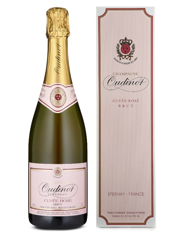 Mother's Day pink champagne | Confetti.co.uk