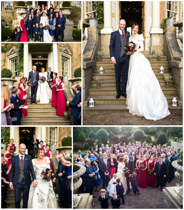 Rosanna and Andy at Their Georgian Manor Wedding | Confetti.co.uk