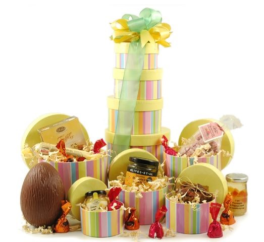 Easter food tower | Confetti.co.uk
