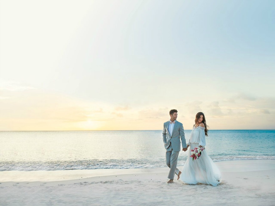 Sandals Luxury Caribbean Wedding | Confetti.co.uk