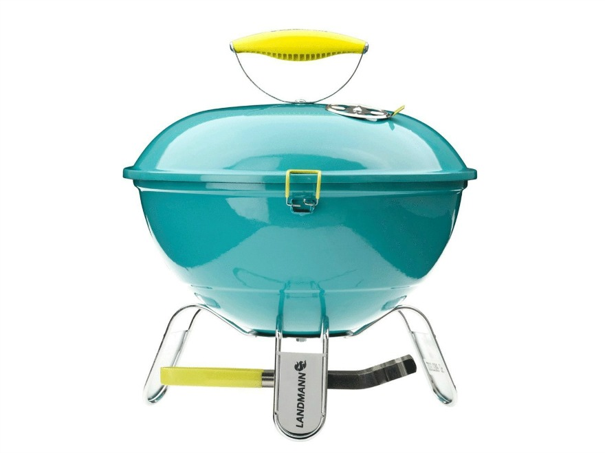 Best Father's Day gift ideas Landmann round barbecue | Confetti.co.uk