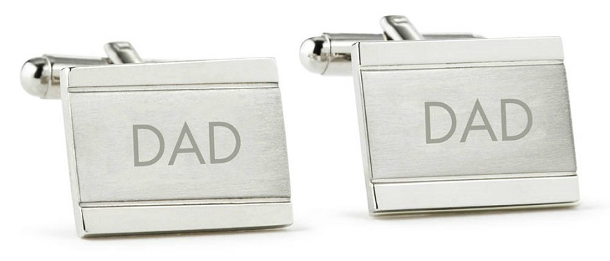 Father of the bride gifts cufflinks | Confetti.co.uk
