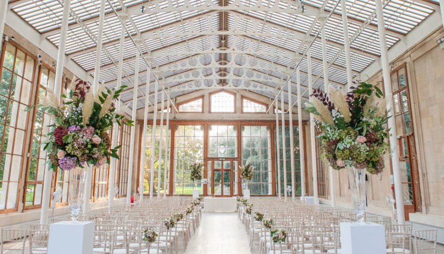 Have Your Wedding at Kew Gardens – London's Only Botanical Wedding Venue | Confetti.co.uk