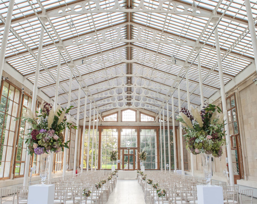 Nash Conservatory at Kew Gardens - Have Your Wedding at Kew Gardens – London's Only Botanical Wedding Venue | Confetti.co.uk