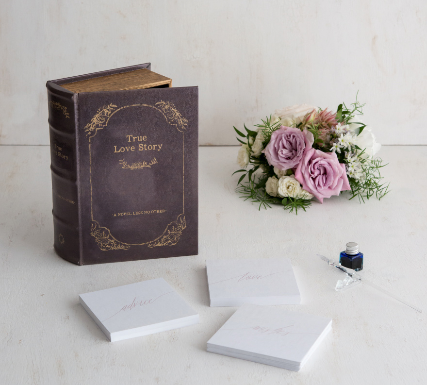 Romantic Vintage Book Box Set | Confetti.co.uk