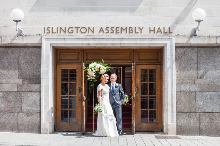 Win Your Wedding Reception Venue Hire with Islington Assembly Hall | Confetti.co.uk