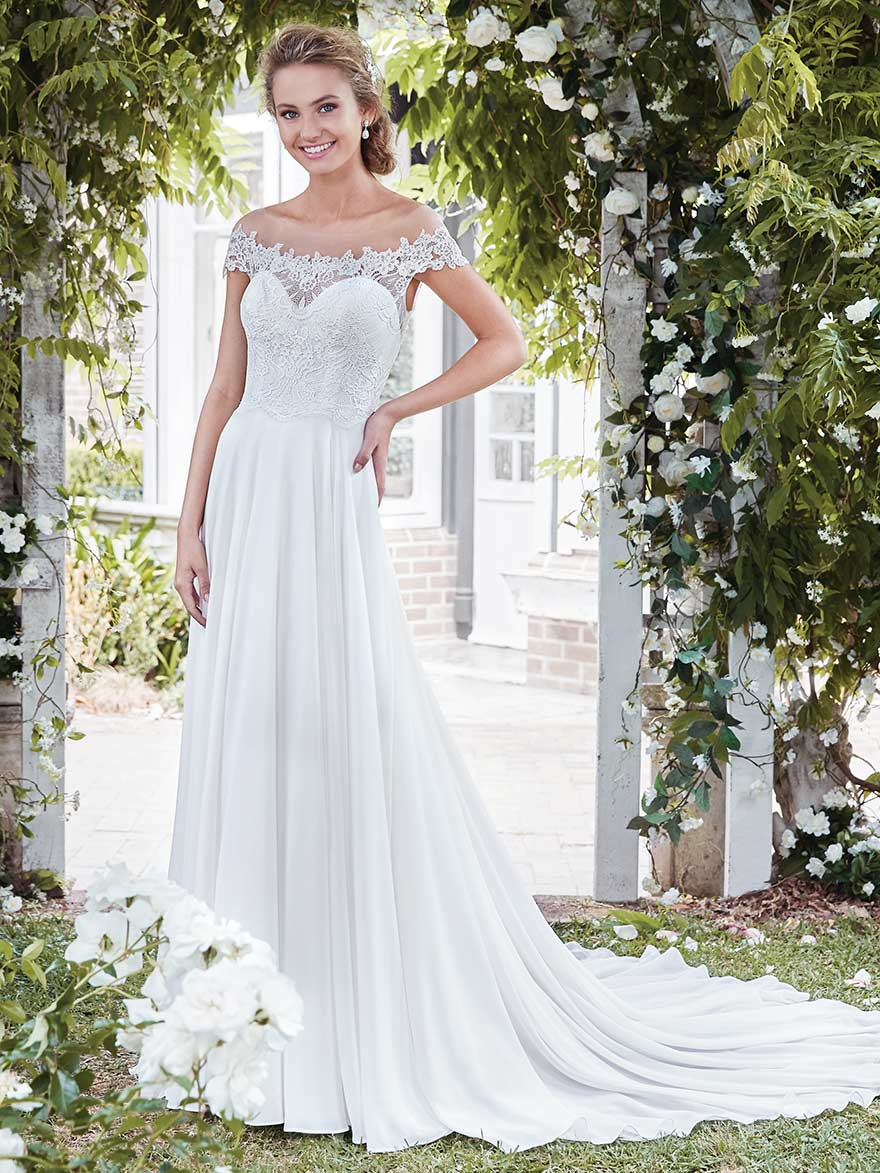 Beatrice by Rebecca Ingram at Maggie Sottero Designs | Confetti.co.uk