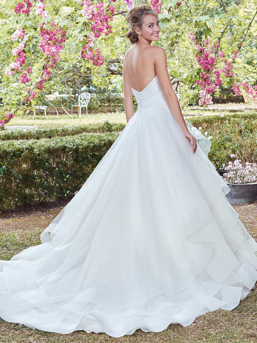 Cynthia by Rebecca Ingram at Maggie Sottero Designs | Confetti.co.uk
