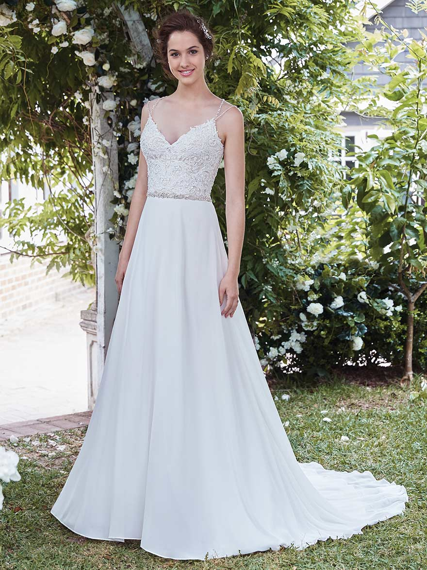 Diana by Rebecca Ingram at Maggie Sottero Designs | Confetti.co.uk