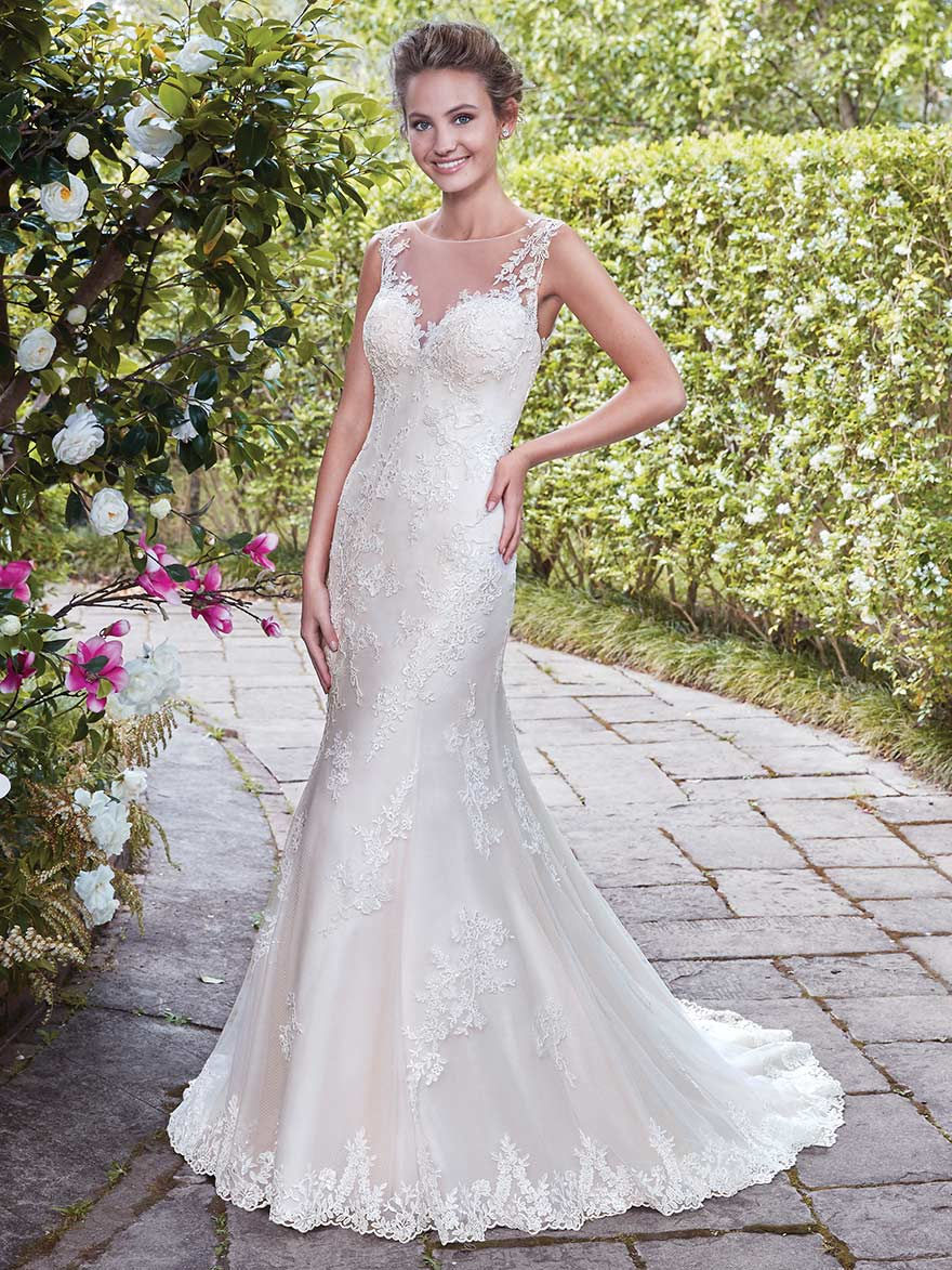 Eloise by Rebecca Ingram at Maggie Sottero Designs | Confetti.co.uk
