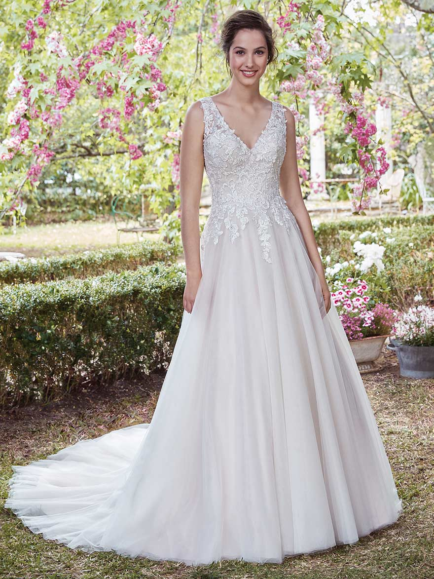 Gladys by Rebecca Ingram at Maggie Sottero Designs | Confetti.co.uk