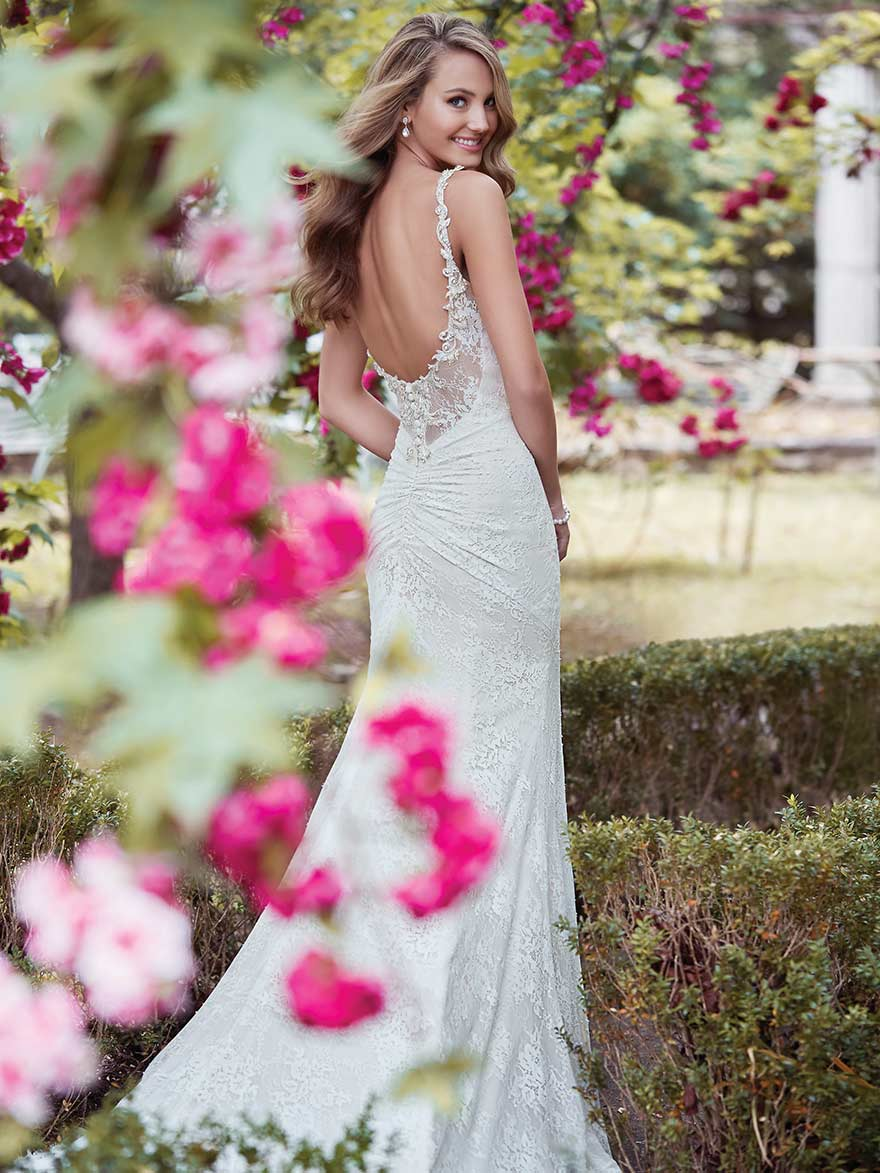 Helena by Rebecca Ingram at Maggie Sottero Designs | Confetti.co.uk