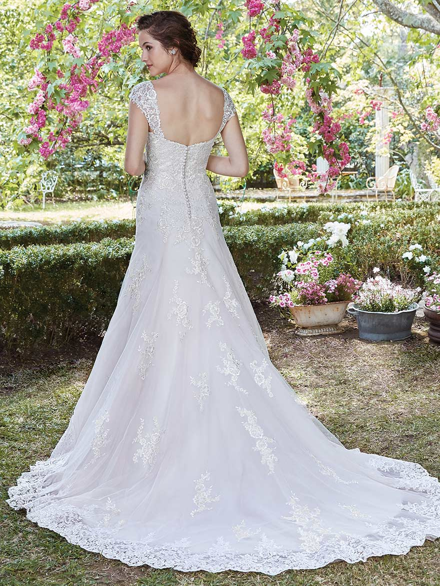 Jeanine by Rebecca Ingram at Maggie Sottero Designs | Confetti.co.uk