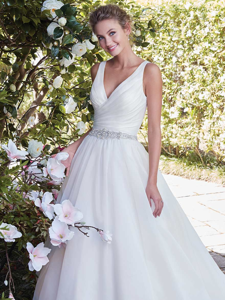 Karen by Rebecca Ingram at Maggie Sottero Designs | Confetti.co.uk