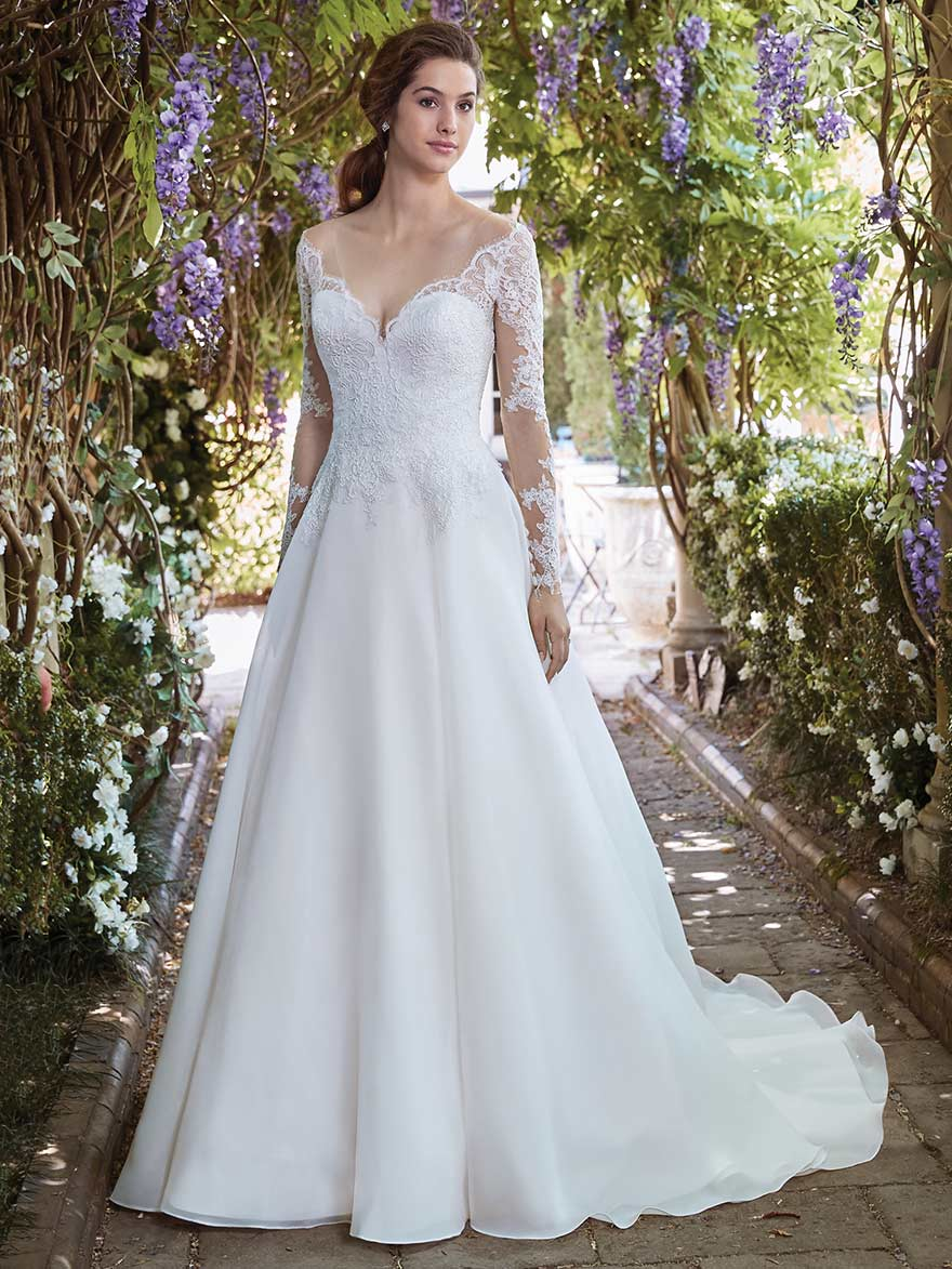 Thera by Rebecca Ingram at Maggie Sottero Designs | Confetti.co.uk