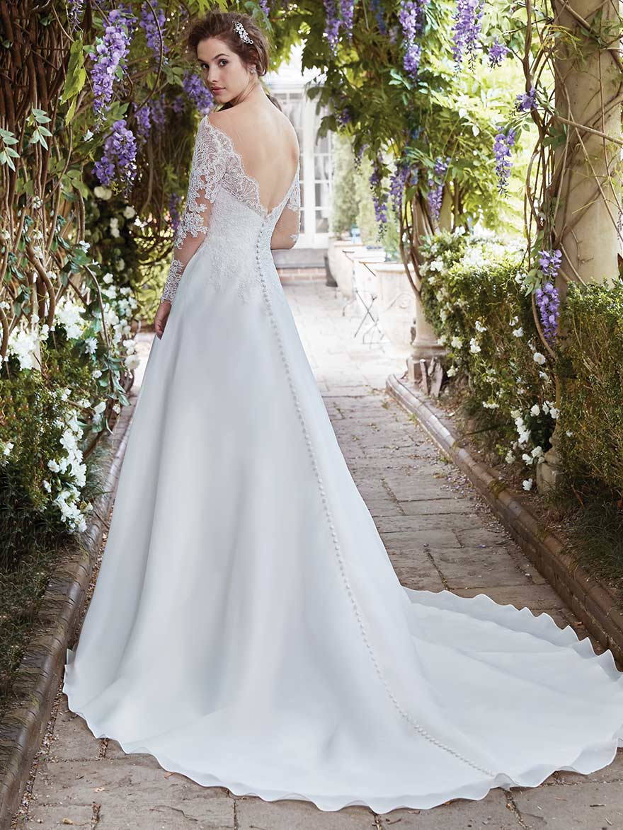 Thera by Rebecca Ingram at Maggie Sottero | Confetti.co.uk