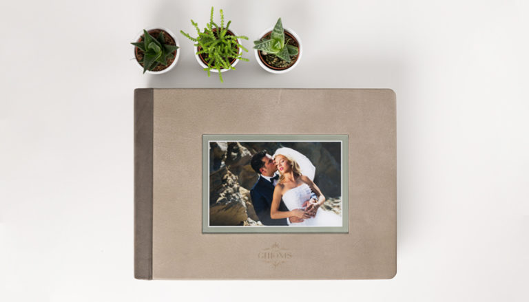 Win a Luxury Wedding Album by Graphistudio Thumbnail | Confetti.co.uk