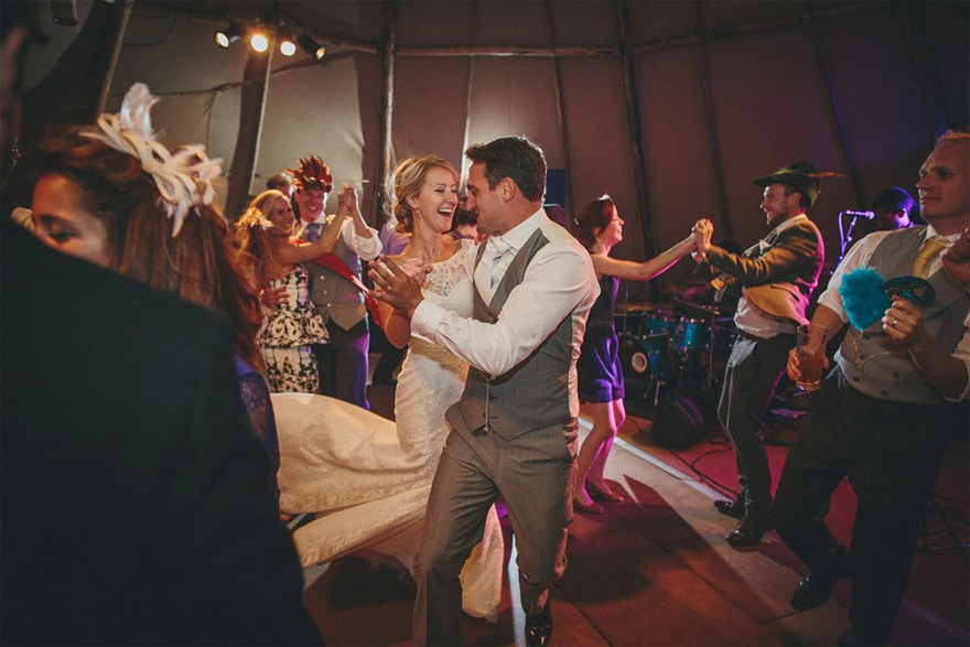 Fill The Wedding Dance Floor | Confetti.co.uk