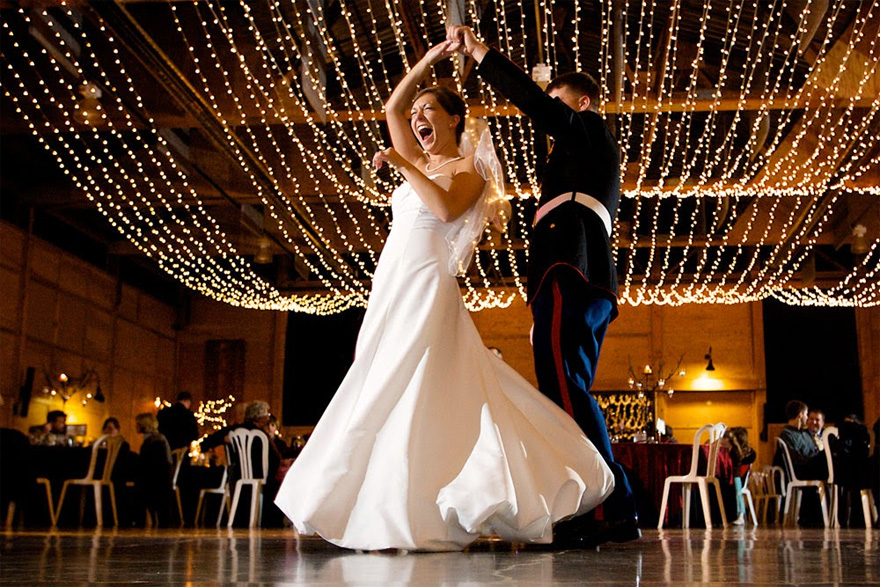 Ways To Make Your First Dance More Memorable | Confetti.co.uk