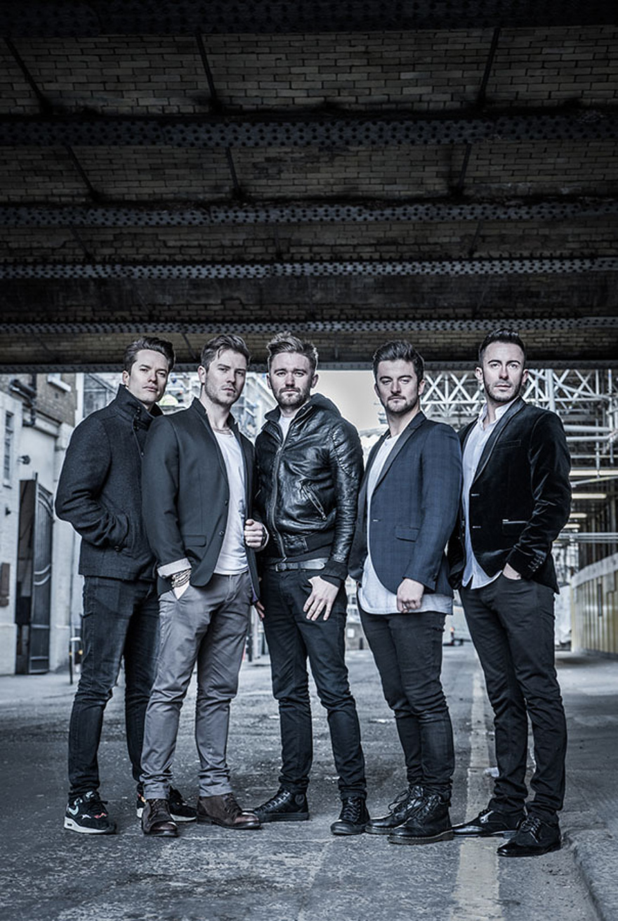 A Night Of Take That Take That Tribute Band Bedfordshire Alive Network | Confetti.co.uk