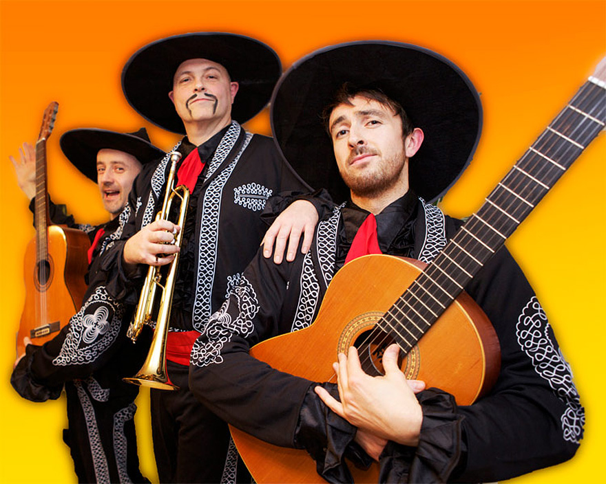 Beat Banditos Mexian Comedy Band Hertfordshire Alive Network | Confetti.co.uk