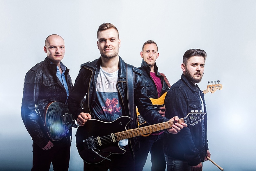 The Hot Shots Rock and Pop Function Band Alive Network | Confetti.co.uk