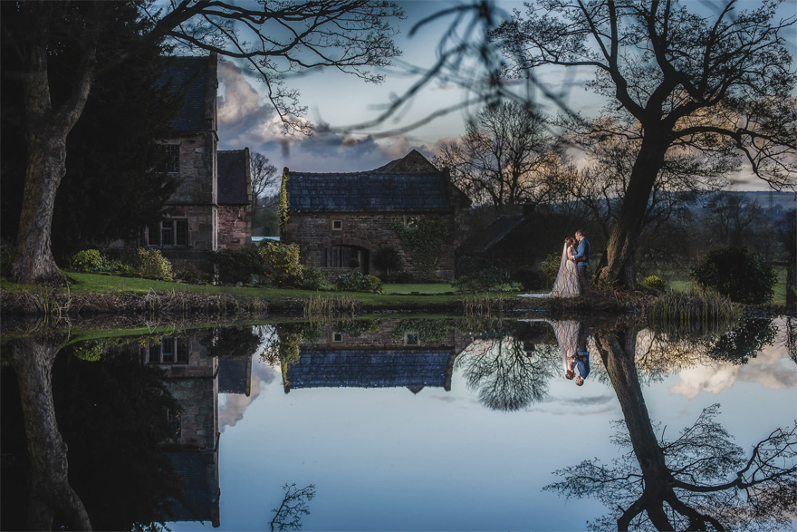 The Ashes Intimate Country House Barn Wedding Venue in Stoke-on-Trent Staffordshire | Confetti.co.uk