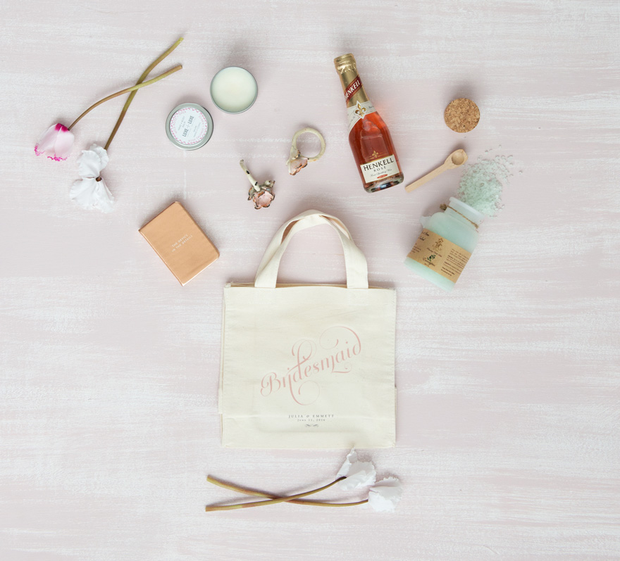 Will You Be My Bridesmaid Bag | Confetti.co.uk