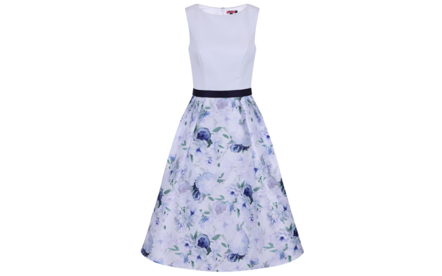 floral-dress-for-wedding-guests