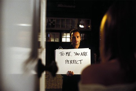 Love Actually Signs You Are Perfect | Confetti.co.uk