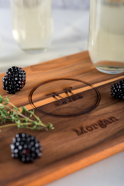Personalised Cheese Board and Cutting Board Kitchen Gift | Confetti.co.uk