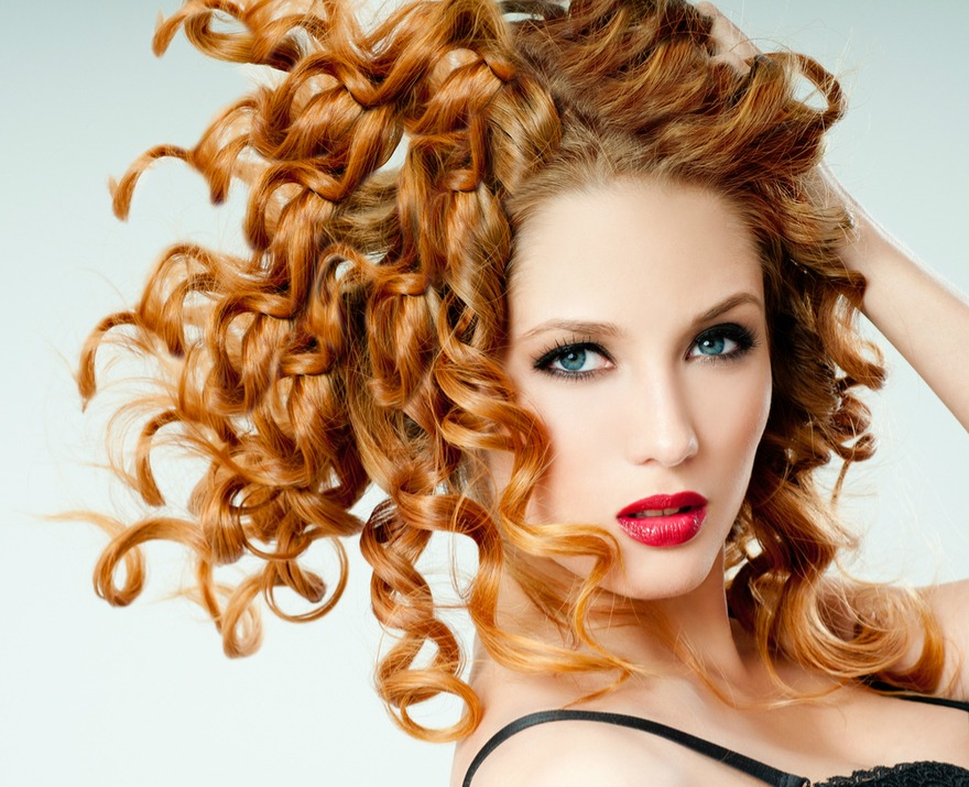 Curled Hairstyles for guests at weddings | Confetti.co.uk