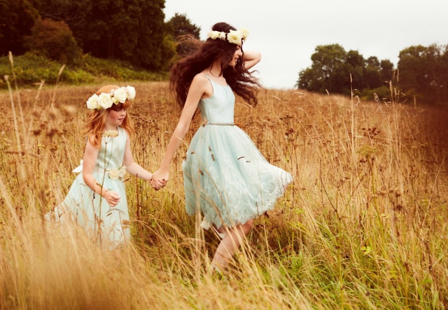 Monsoon flower girl dresses | Confetti.co.uk