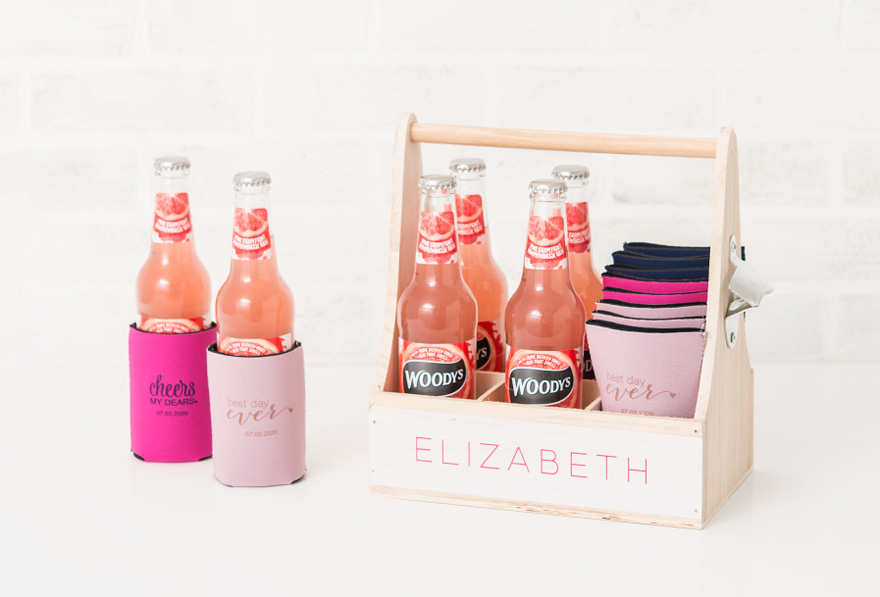 Personalised Drinkware Gifts for Her - Personalised Caddy | Confetti.co.uk